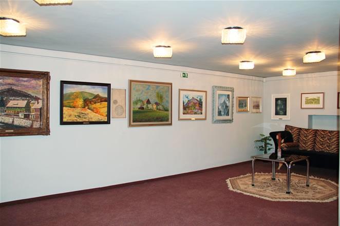 Stálá expozice regionálních výtvarníků